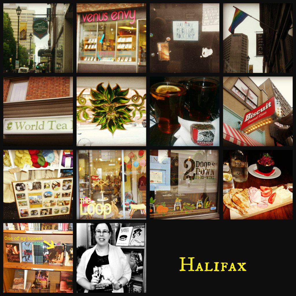 Halifax Local Business collage