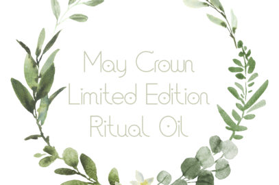 Last Day to Buy May Crown 🌸