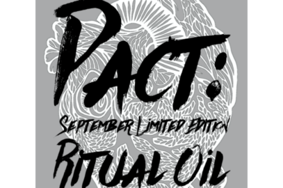 Last Day to Buy September's Limited Edition Ritual Oil!