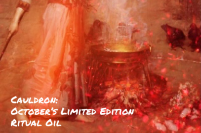 Now Restocked: October's Limited Edition Ritual Oil