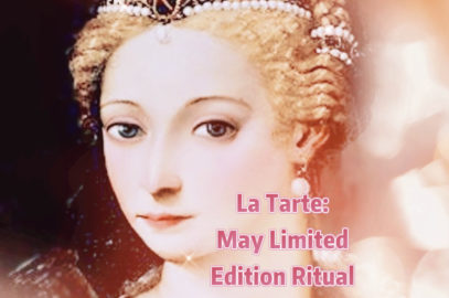La Tarte: May's Limited Edition Ritual Oil