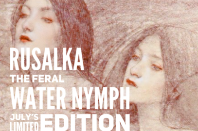 Last Day to Buy Rusalka: The Feral Water Nymph (July's Limited Edition Ritual Oil)